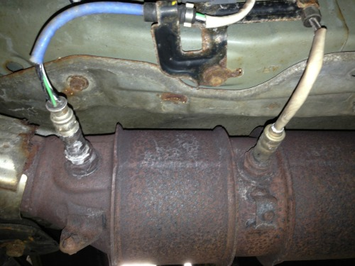 O Sensorrusted on 2006 Dodge Ram 1500 Oxygen Sensor