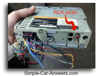 how to connect phone to car stereo use a miccus mini jack