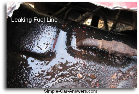 Gasoline Smell in Car, 5 Common Causes